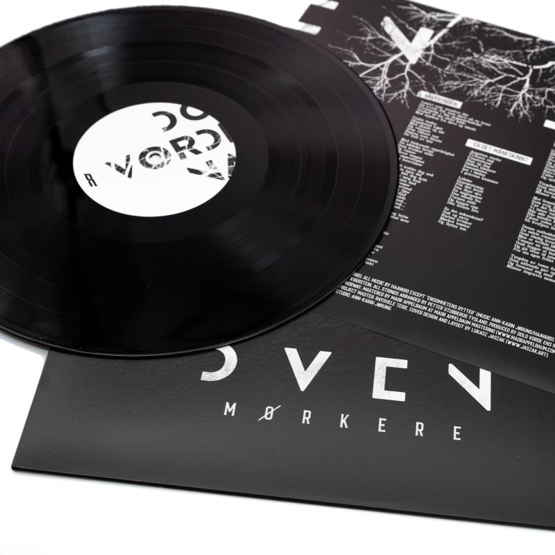 Dold Vorde Ens Navn - Mørkere Vinyl LP  |  Black