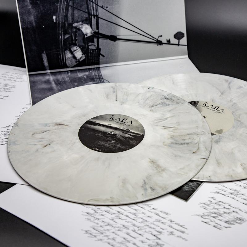 Katla - Allt þetta Helvítis Myrkur Complete Box  |  White/Black Marble