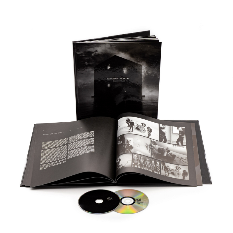 Secrets Of The Moon - Black House Complete Box     Gold