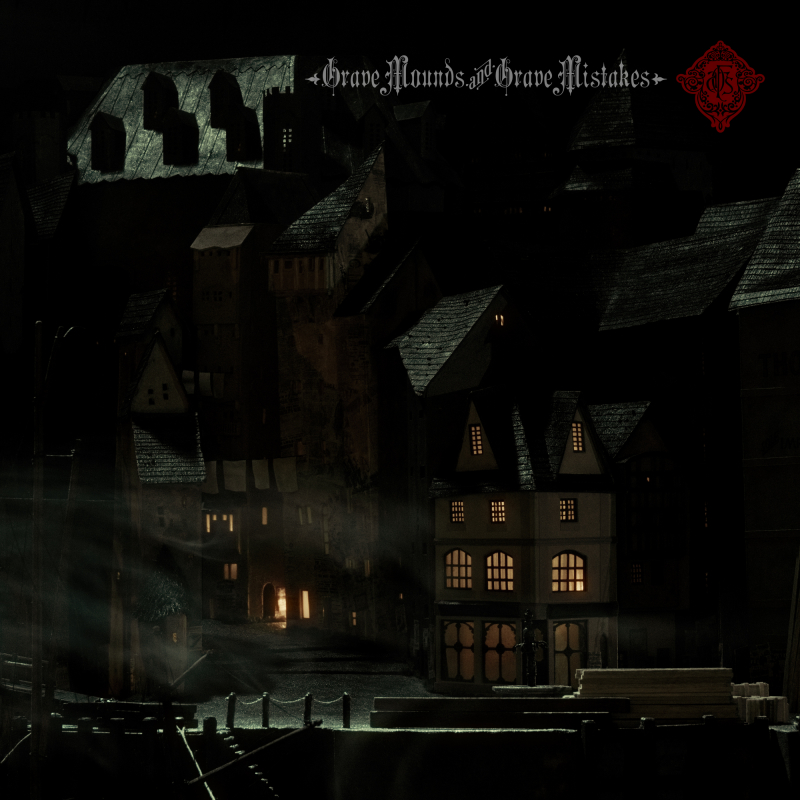 A Forest Of Stars - Grave Mounds And Grave Mistakes Vinyl 2-LP Gatefold     black