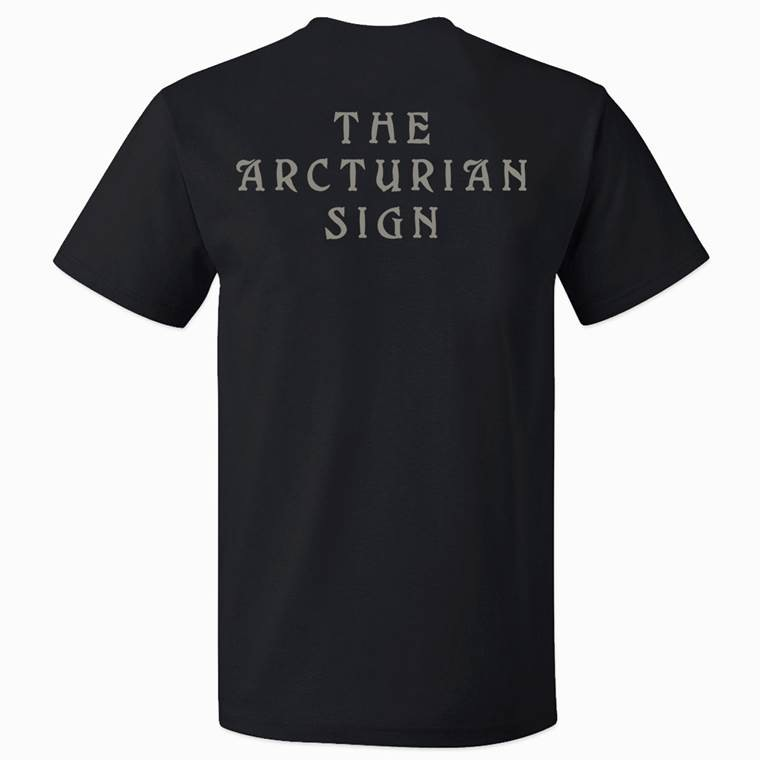 Arcturus - Sign T-Shirt  |  S  |  black