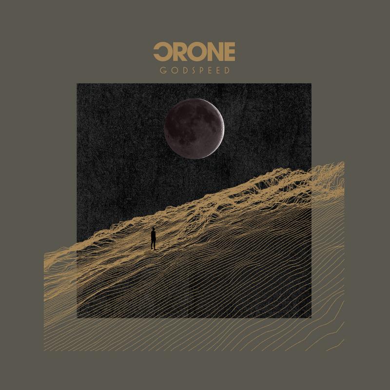 Crone - Godspeed Vinyl Gatefold LP  |  gold