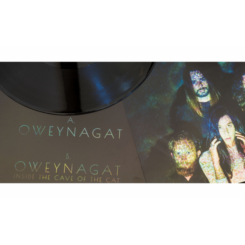 "Dool - Oweynagat Vinyl 12"" EP     black"
