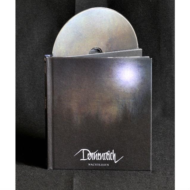 Dornenreich - Nachtreisen CD-2 Digibook