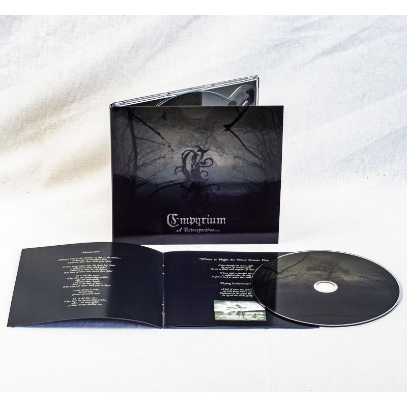 Empyrium - A Retrospective... CD Digipak