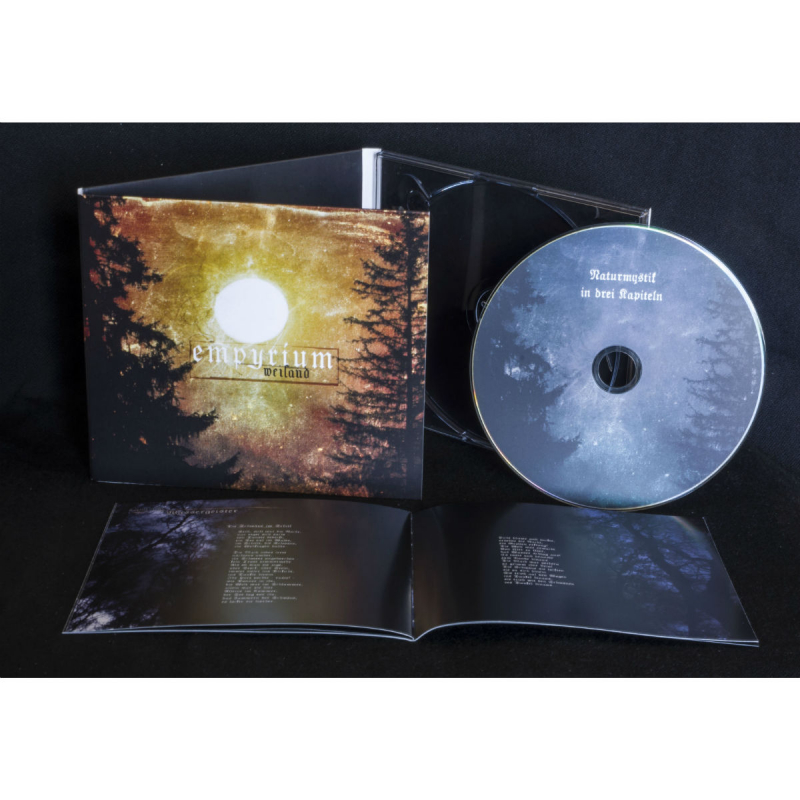 Empyrium - Weiland CD Digipak