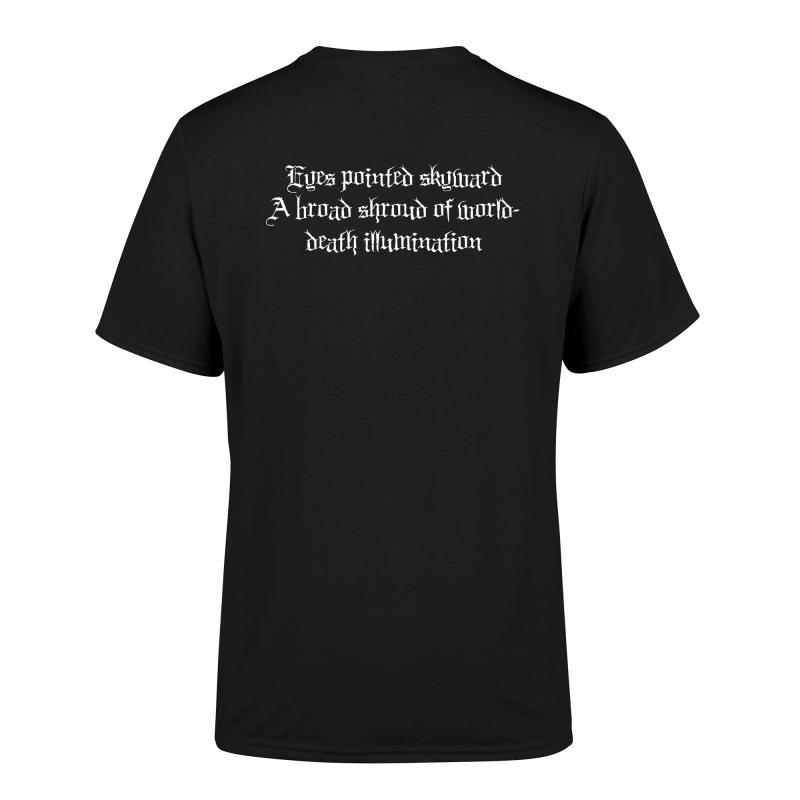 Fen - The Dead Light T-Shirt  |  S  |  Black