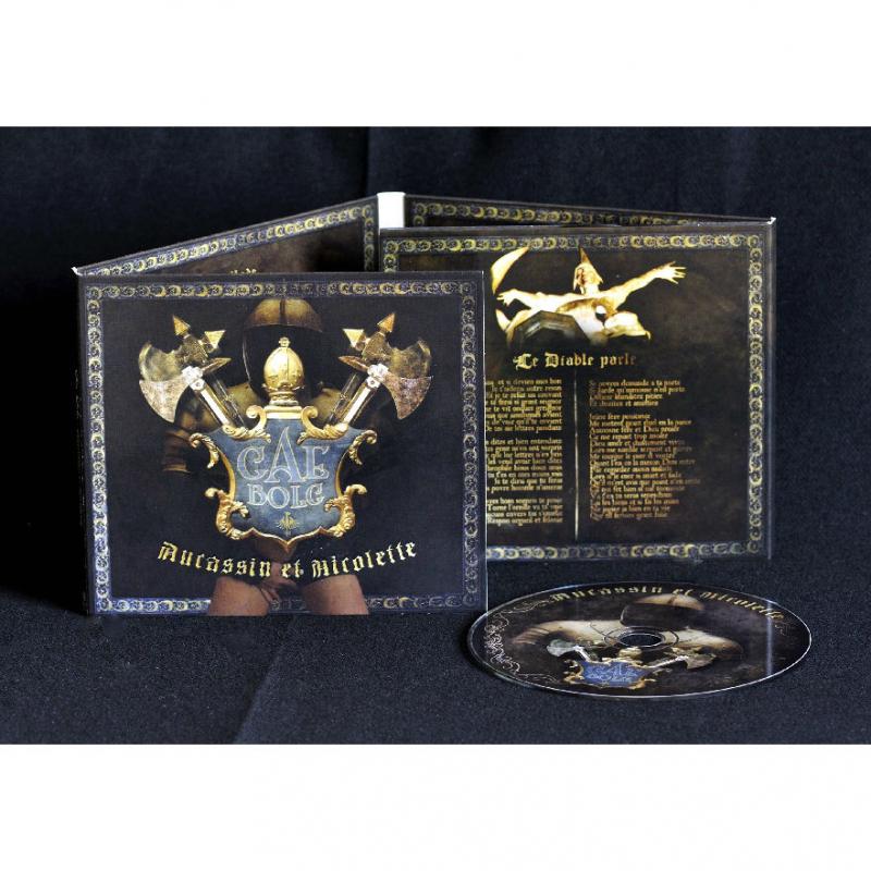 Gae Bolg - Aucassin Et Nicolette CD Digipak