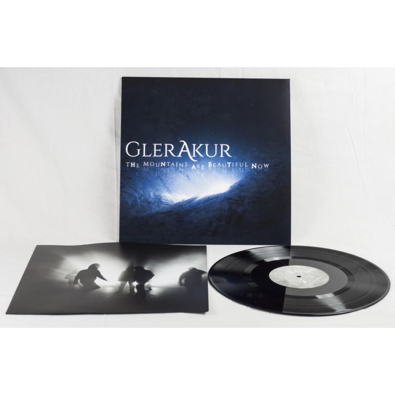GlerAkur - The Mountains Are Beautiful Now Vinyl LP  |  black