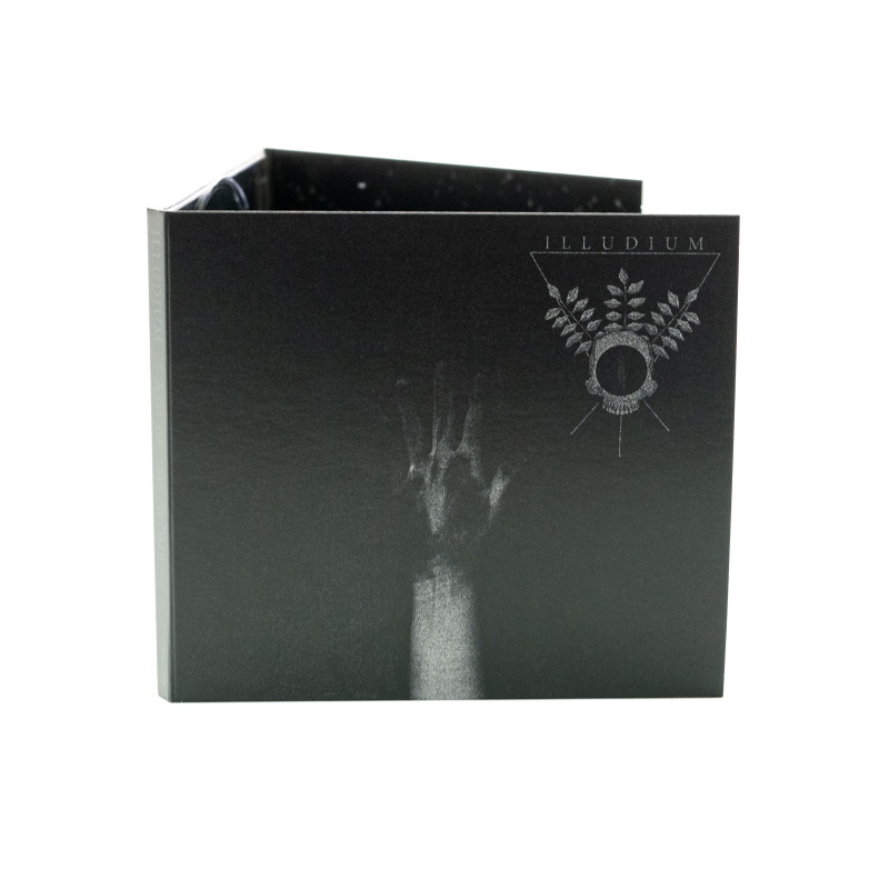 Illudium - Ash Of The Womb CD Digipak