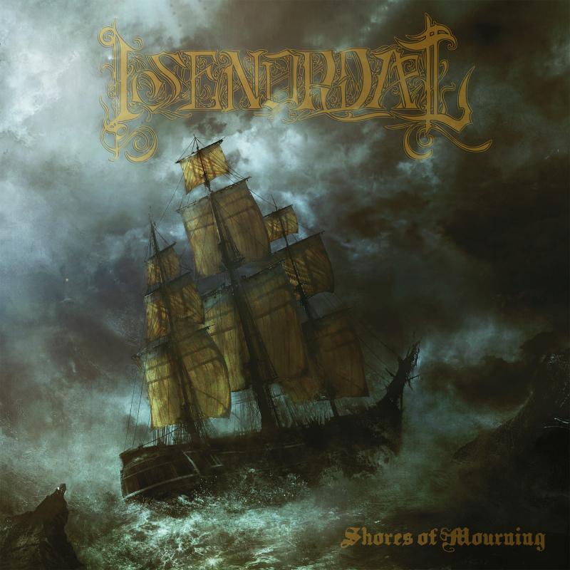 Isenordal - Shores Of Mourning Vinyl Gatefold LP     Black