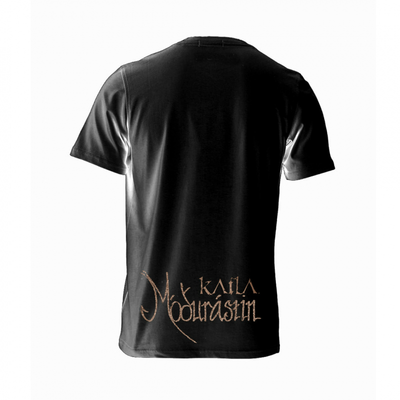 Katla - Mó∂urástin T-Shirt  |  L  |  black