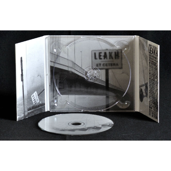 Leakh - Et Cetera CD Digipak