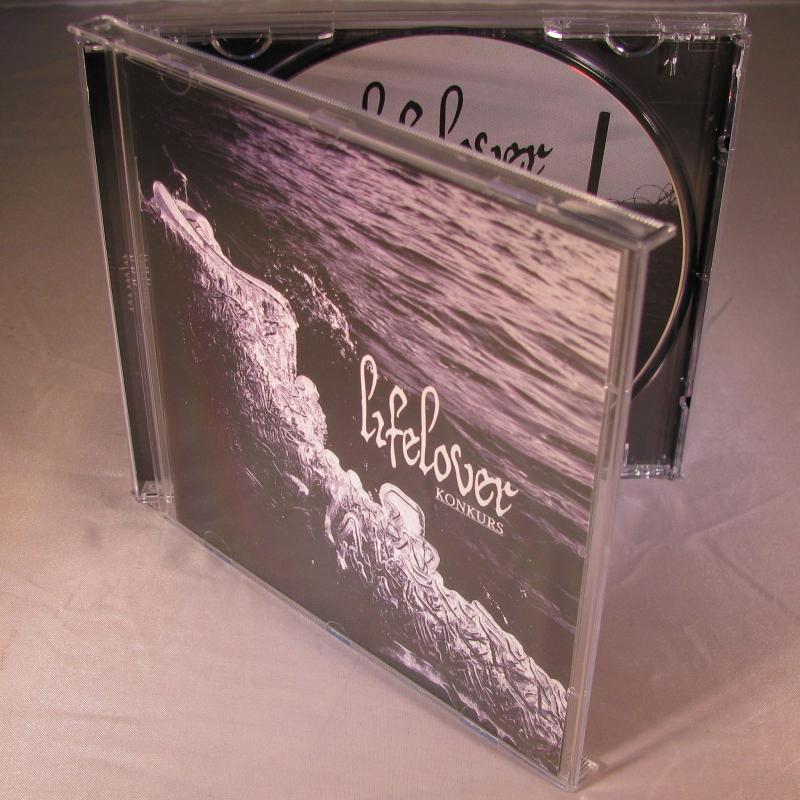 Lifelover - Konkurs CD