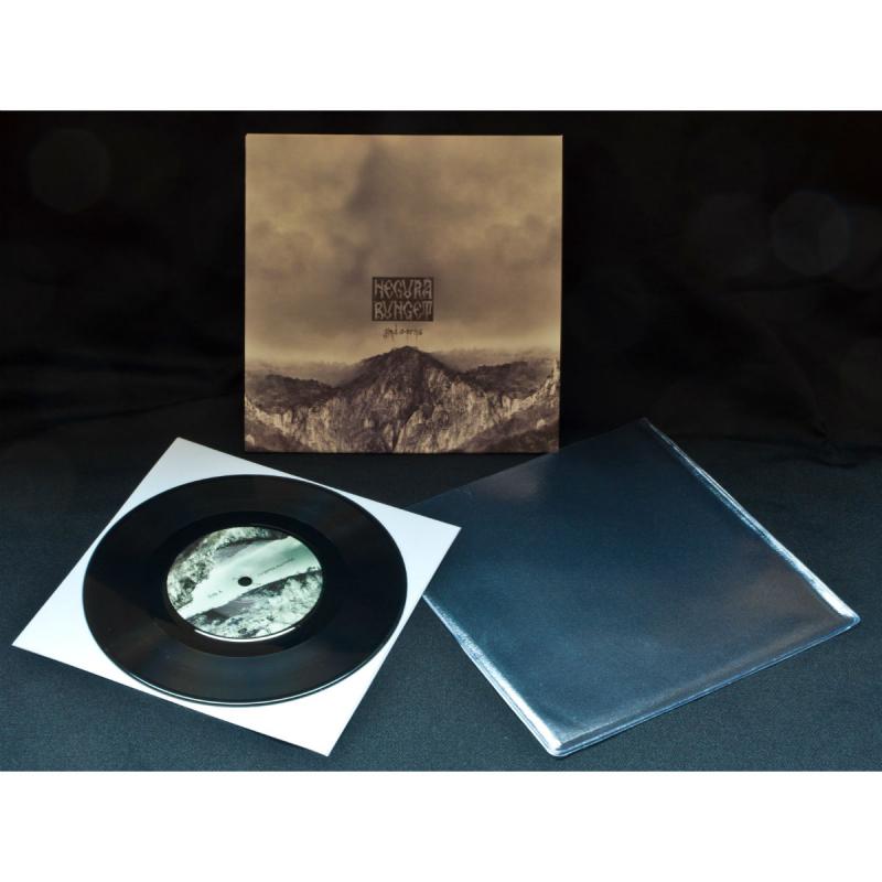 "Negura Bunget - Gînd a-prins Vinyl 7""     black"