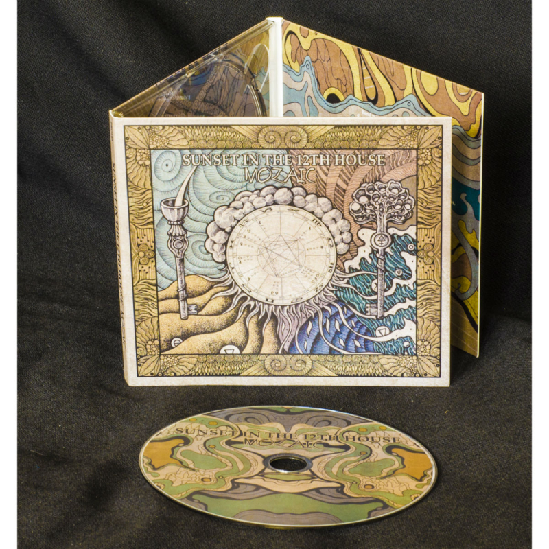 Sunset In The 12th House - Mozaic CD Digipak