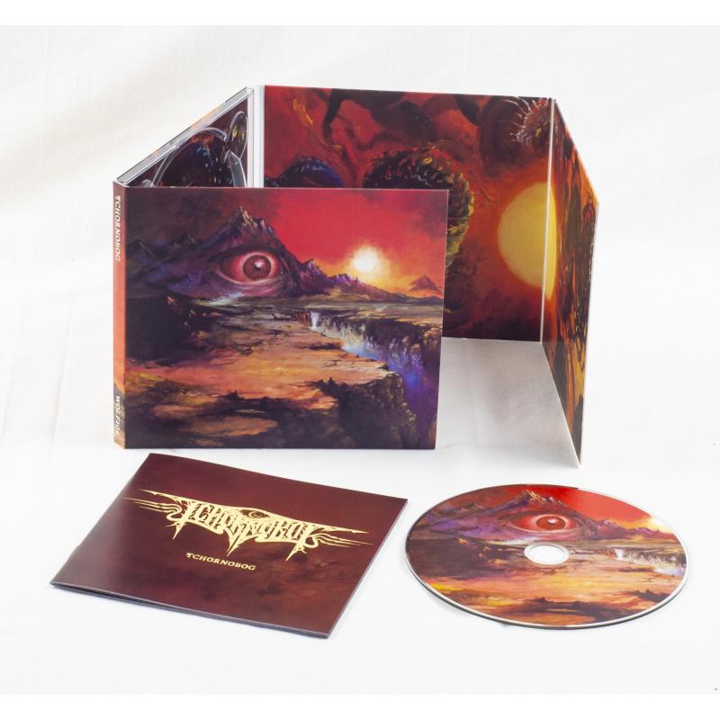 Tchornobog - Tchornobog CD Digipak