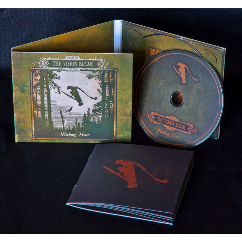 The Vision Bleak - Witching Hour CD Digipak