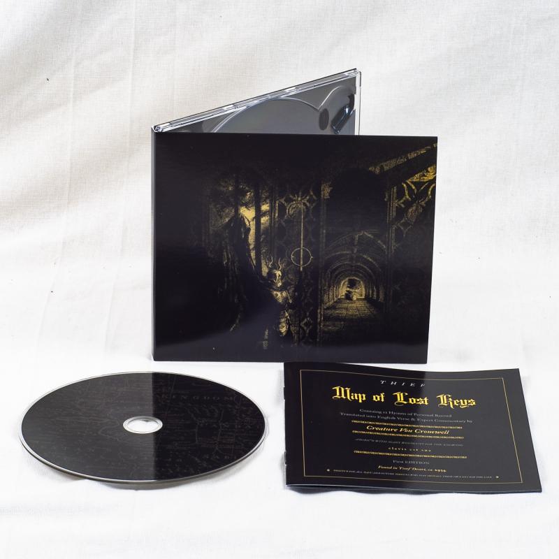 Thief - Map Of Lost Keys CD Digipak