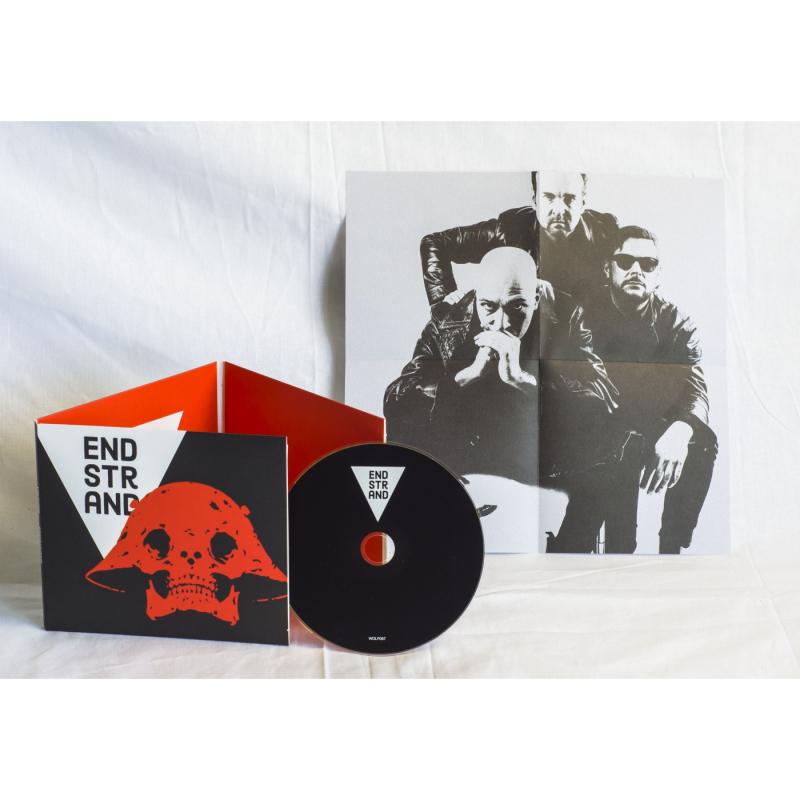 Valborg - Endstrand CD Digisleeve