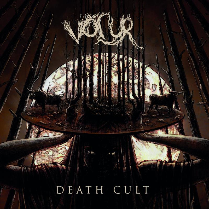 Völur - Death Cult Vinyl LP  |  Black