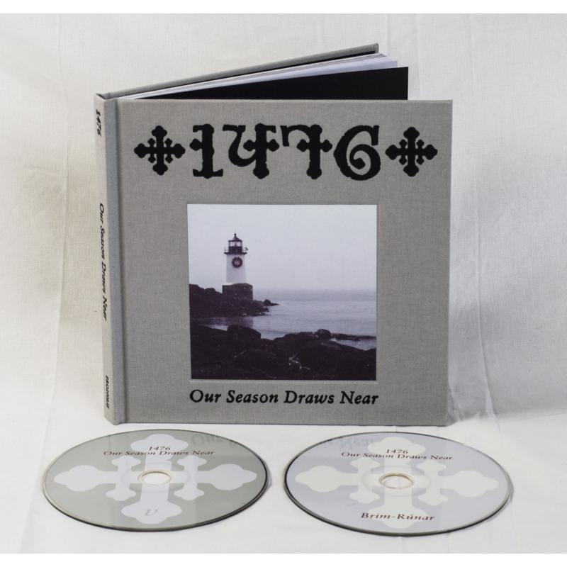 1476 - Our Season Draws Near Book 2-CD