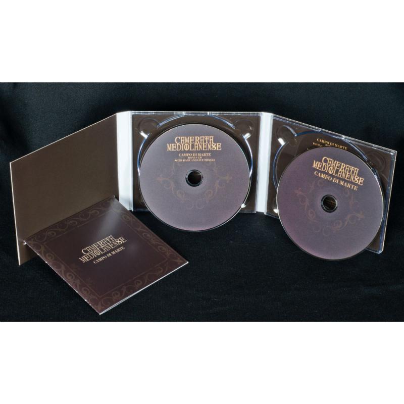 Camerata Mediolanense - Campo Di Marte CD-2 Digipak