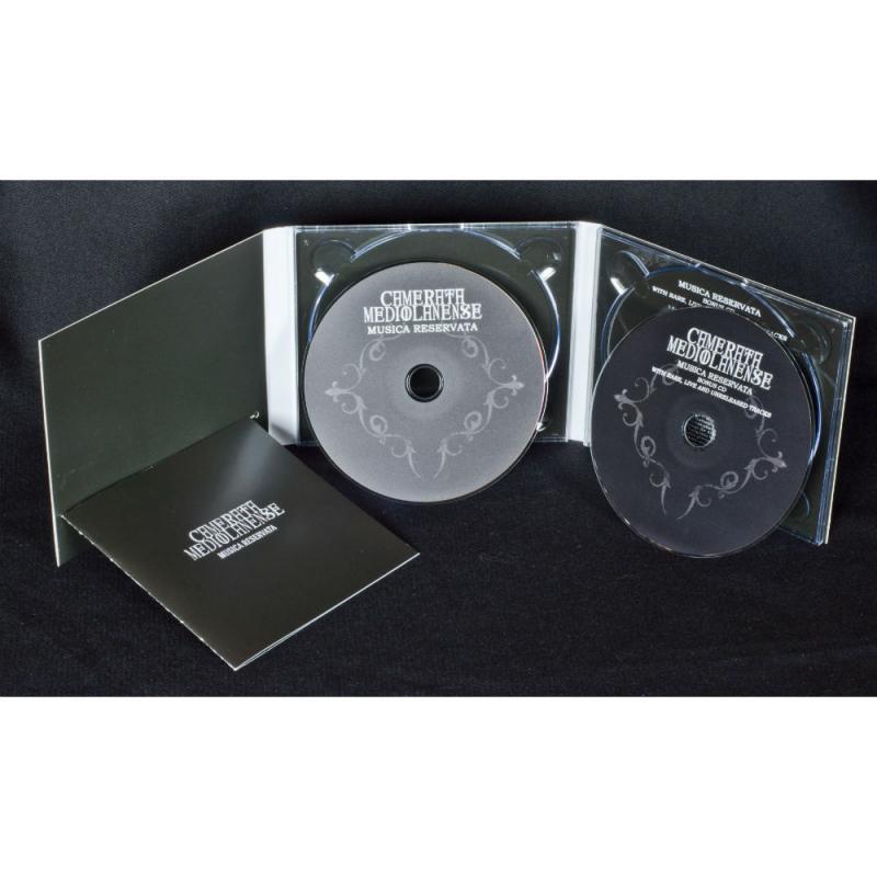 Camerata Mediolanense - Musica Reservata CD-2 Digipak