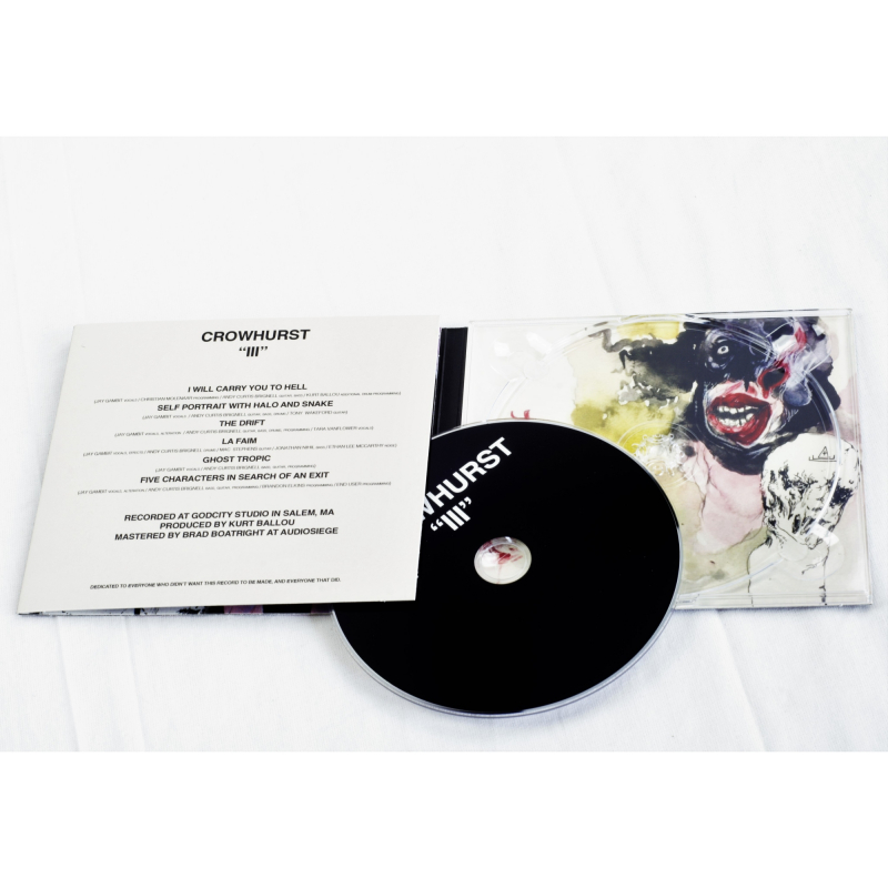 Crowhurst - III CD Digipak