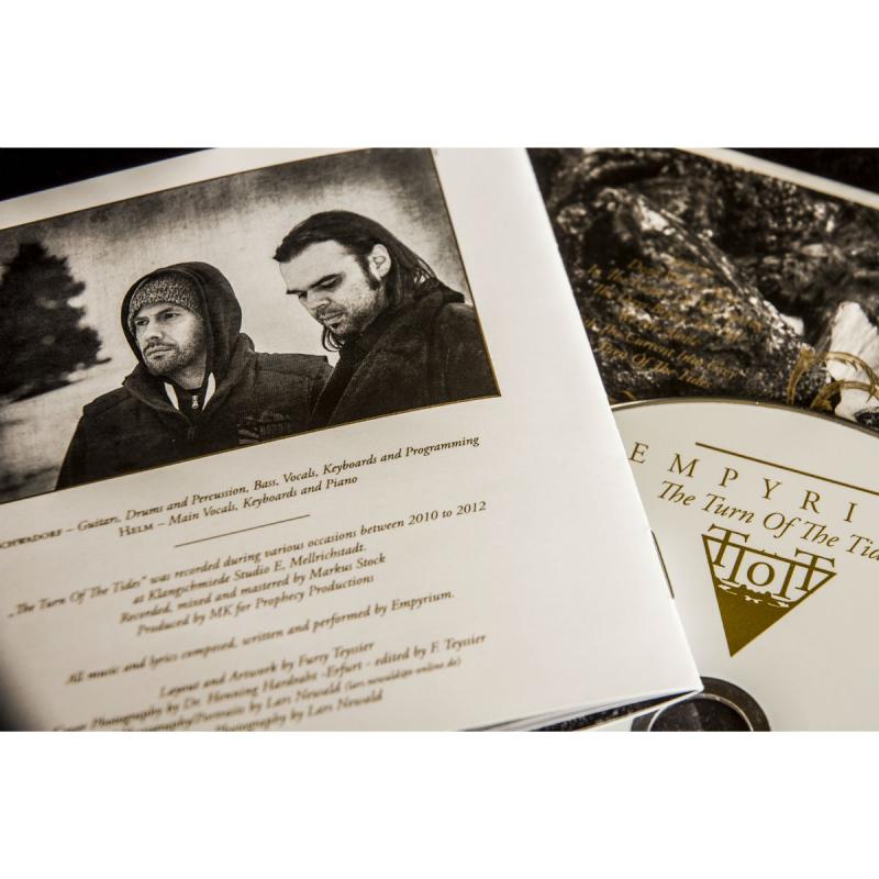 Empyrium - The Turn Of The Tides CD Digipak