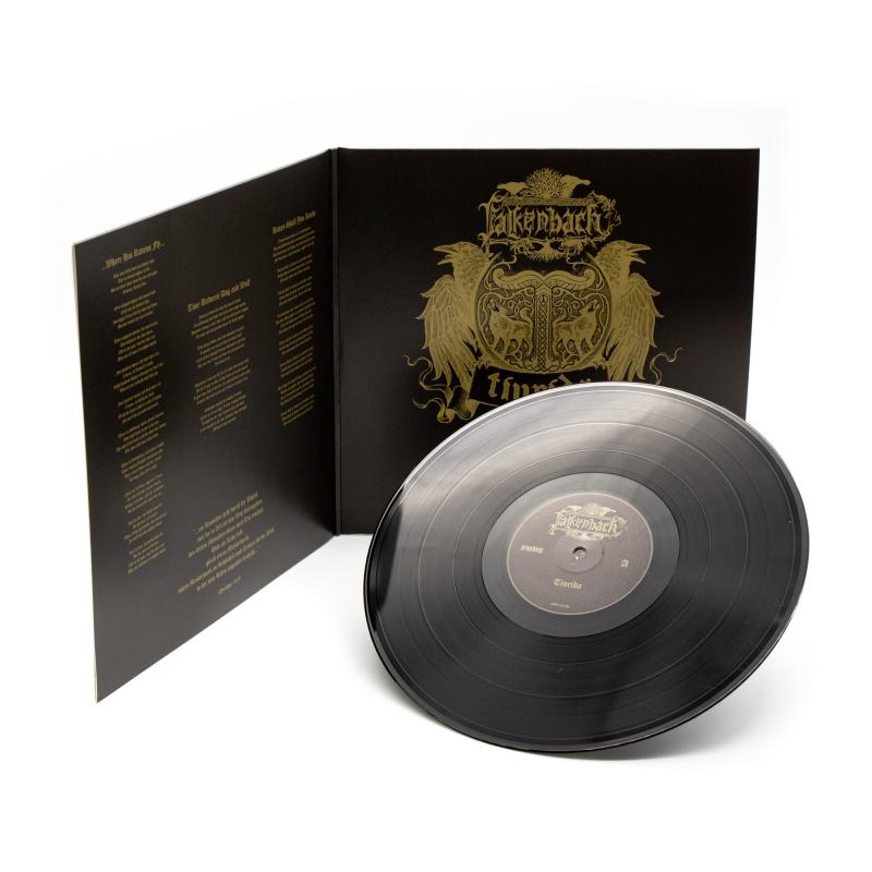 Falkenbach - Tiurida Vinyl Gatefold LP  |  Black