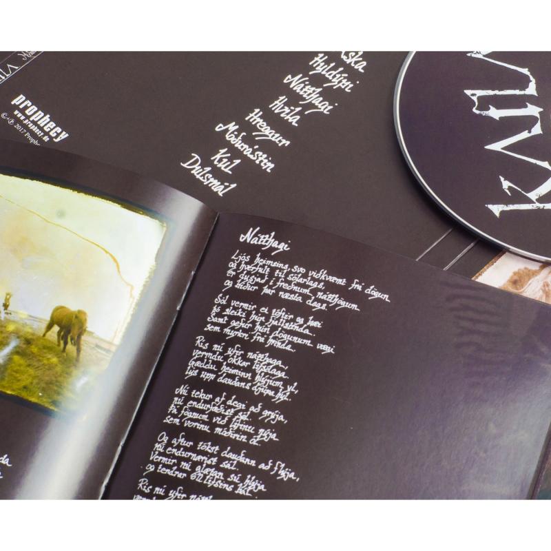 Katla - Mó∂urástin CD Digipak