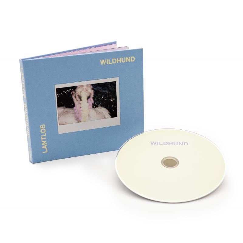 Lantlôs - Wildhund CD Digibook