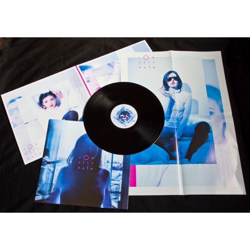 LowCityRain - LowCityRain Vinyl Gatefold LP  |  Black