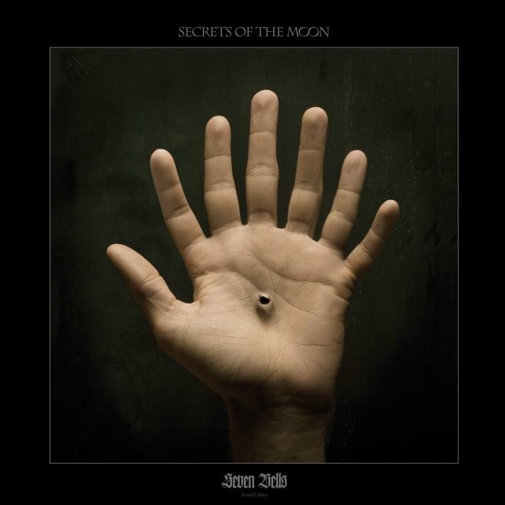 Secrets Of The Moon - Seven Bells CD Digipak