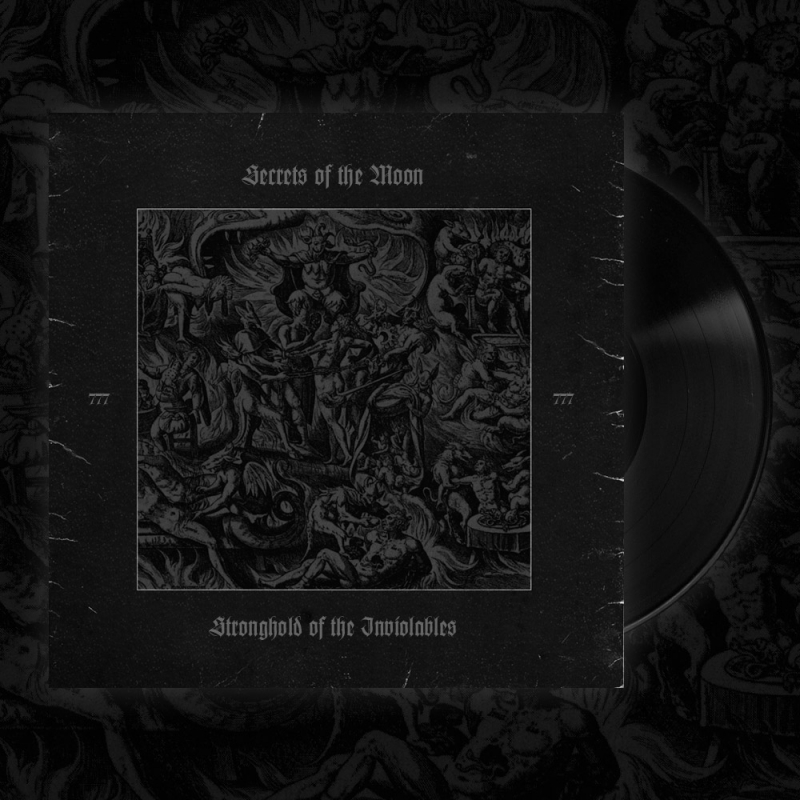 Secrets Of The Moon - Stronghold Of The Inviolables / Thelema Rising