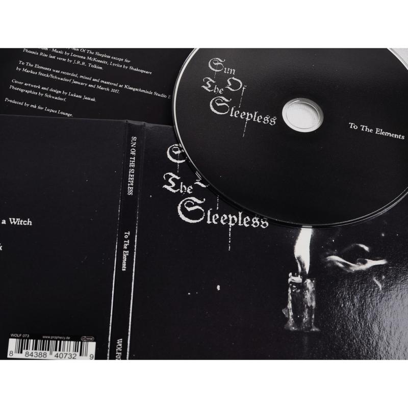 Sun Of The Sleepless - To The Elements CD Digipak
