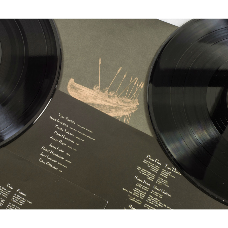 Tenhi - Saivo Vinyl 2-LP     black