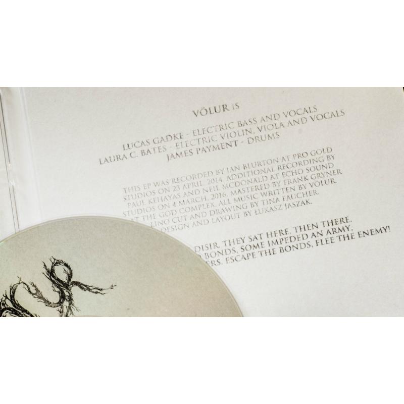 Völur - Disir CD Digipak