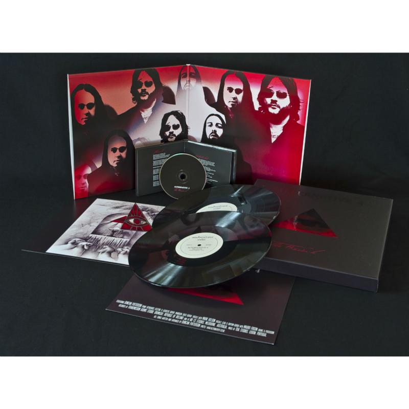 Alternative 4 - The Brink CD