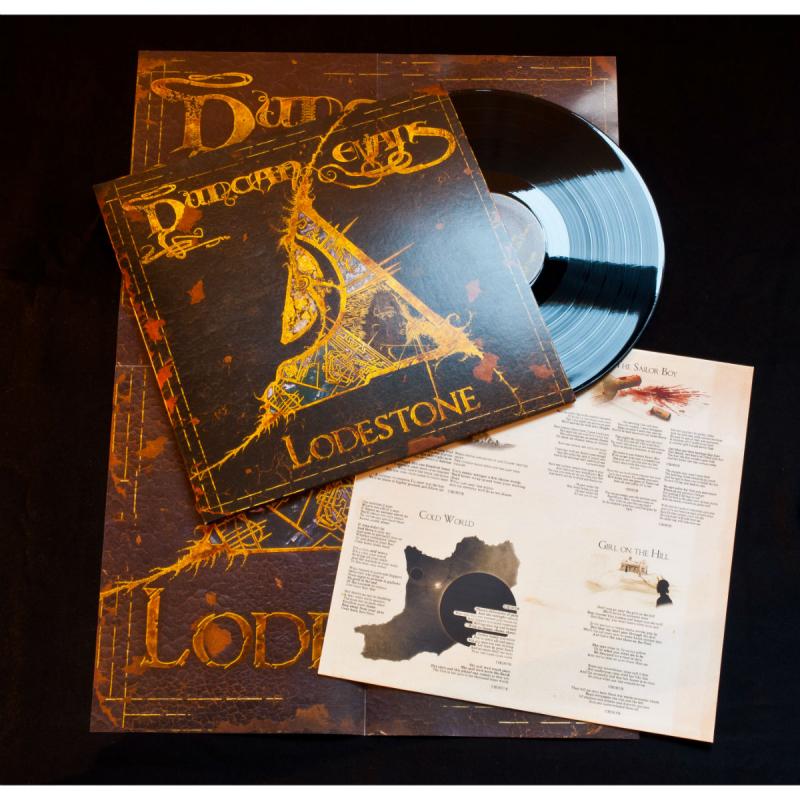 Duncan Evans - Lodestone