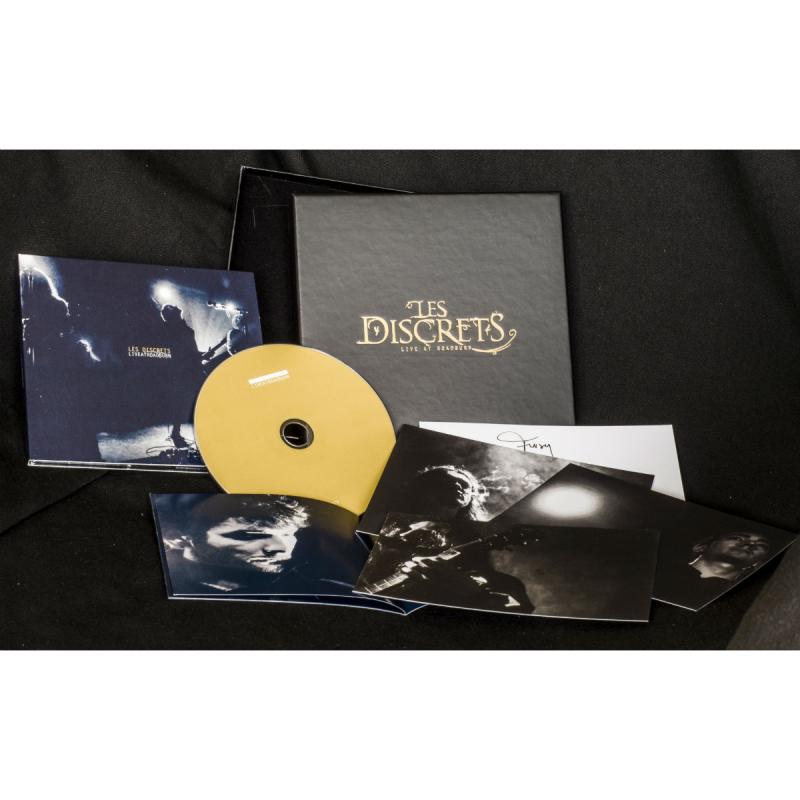 Les Discrets - Live at Roadburn Vinyl Gatefold LP  |  black