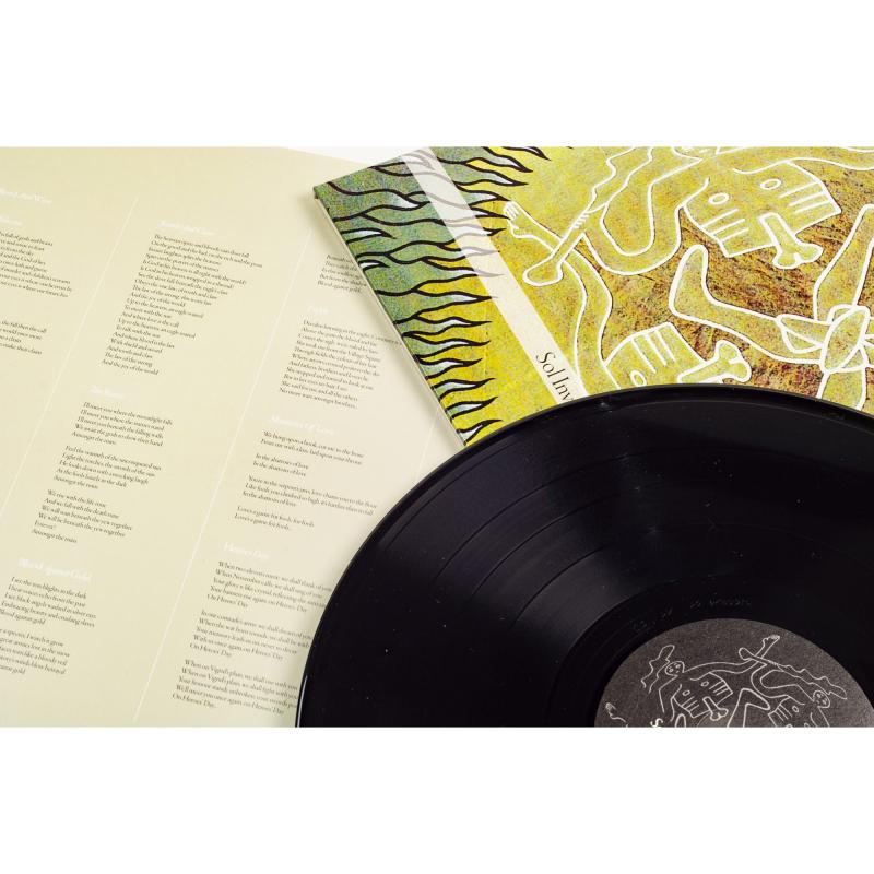 Sol Invictus - Lex Talionis Vinyl Gatefold LP  |  Black