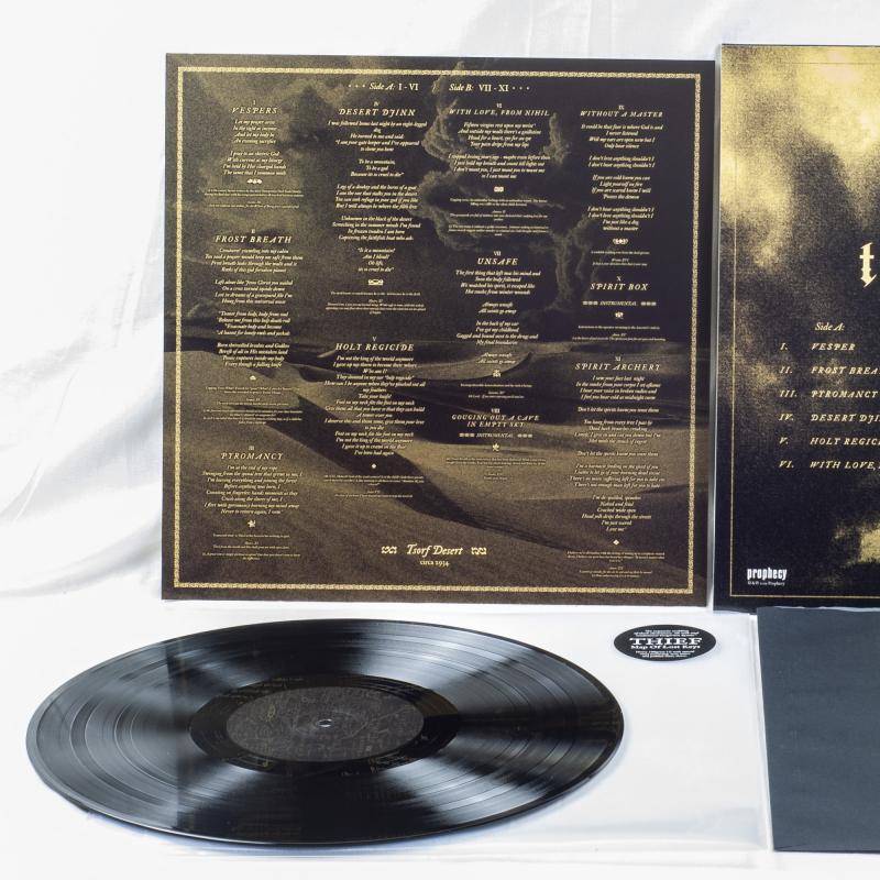 Thief - Map Of Lost Keys Vinyl LP     Black