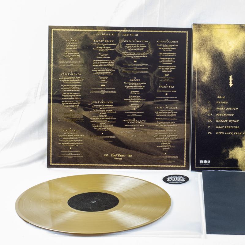 Thief - Map Of Lost Keys Vinyl LP     Gold