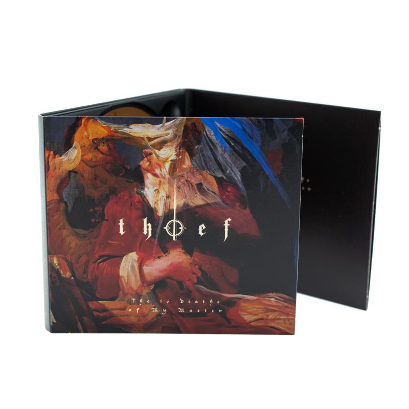 Thief - The 16 Deaths Of My Master CD Digipak