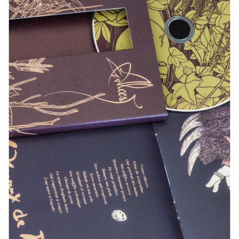 Alcest - Kodama CD Digipak