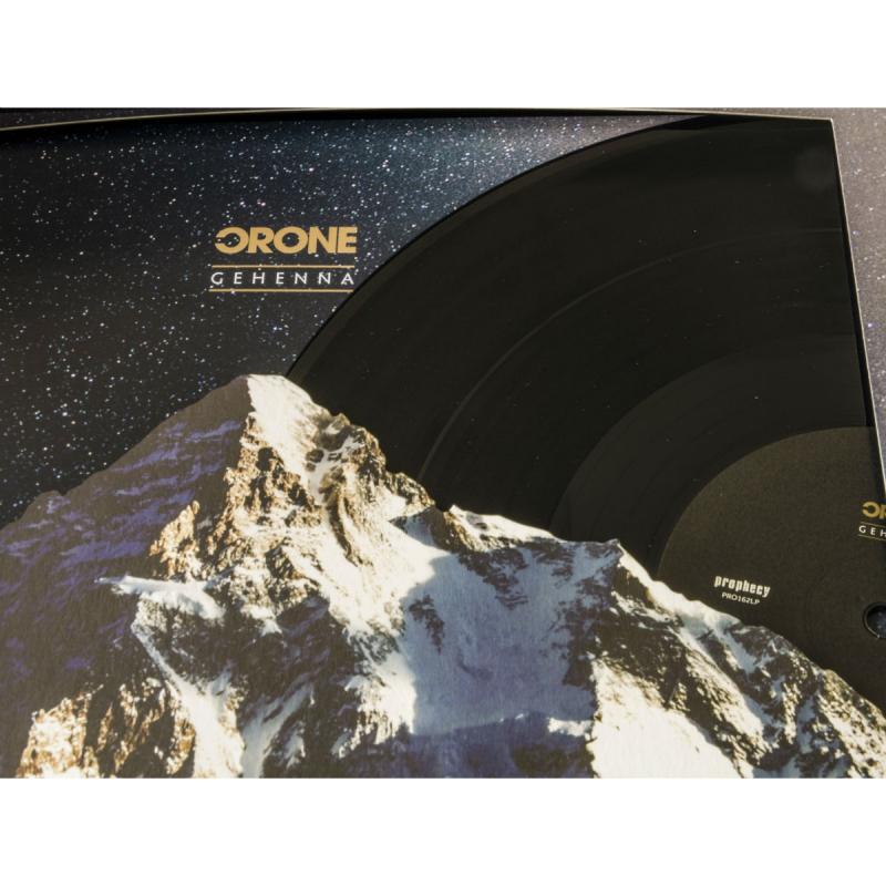 Crone - Gehenna CD MCD Digipak