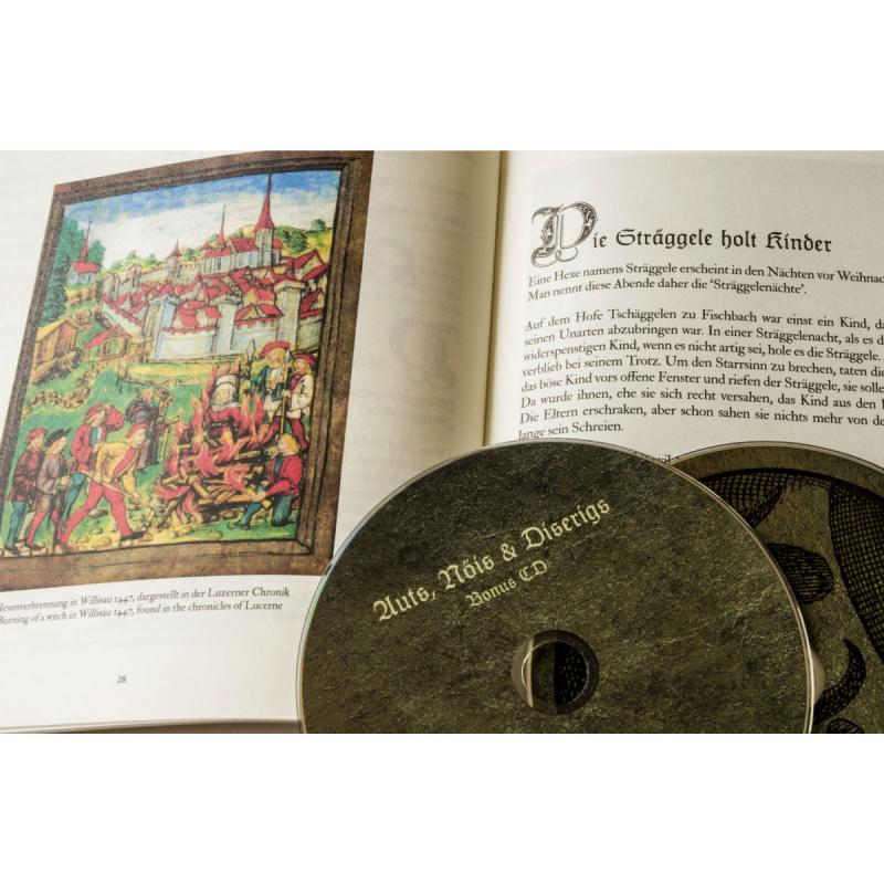 Fräkmündt - Landlieder & Frömdländler Book 2-CD