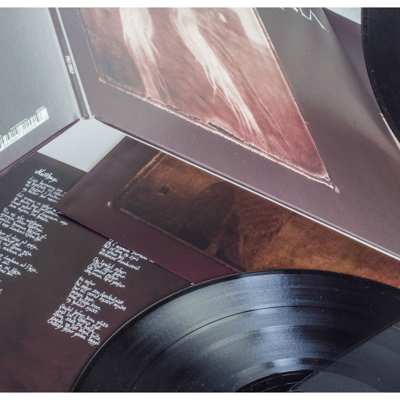 Katla - Mó∂urástin Vinyl 2-LP Gatefold  |  black